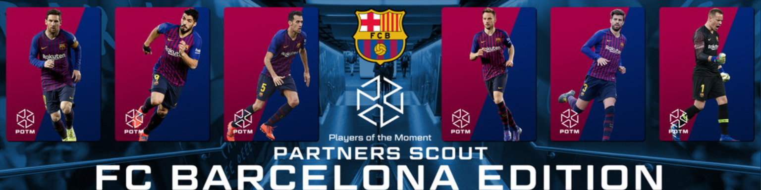 PARTNERS SCOUT FC BARCELONA EDITION